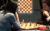 Match auf zwei Kontinenten, Teil 1: Antarktisches Schach